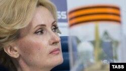 Русия Думасында иминлек һәм коррупциягә каршы тору комитеты башлыгы Ирина Яровая