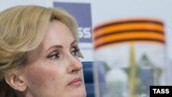 Депутат Держдуми Росії Ірина Ярова