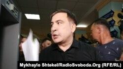 Михал Саакашвили, бывший президент Грузии, бывший губернатор Одесской области Украины.