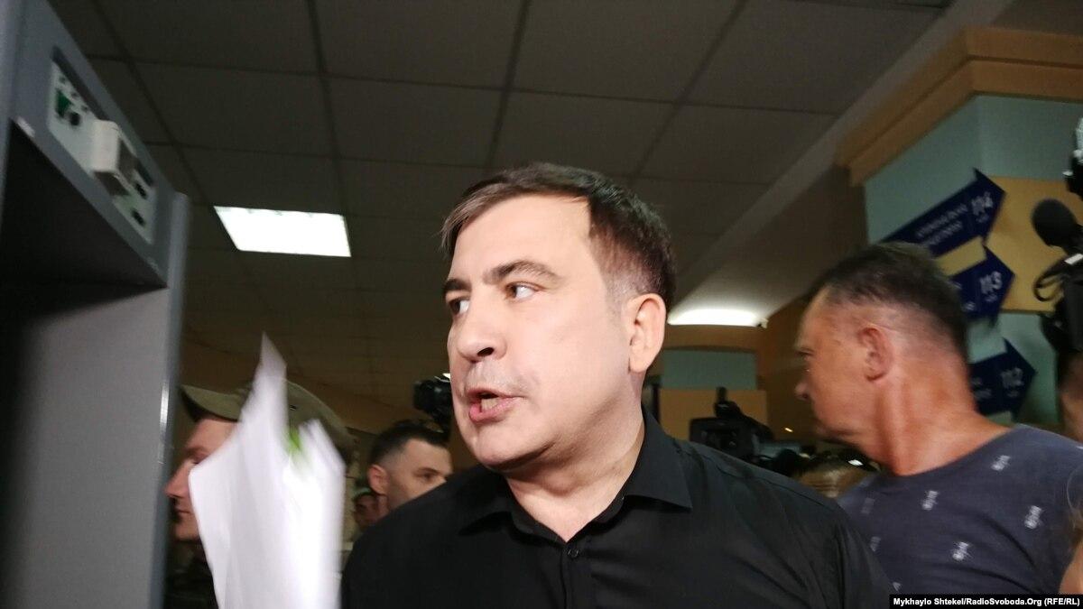 Верховный Суд признал законной реадмиссии Саакашвили в Польшу