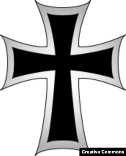 """""""Тевтонский крест"""", эмблема Немецкого ордена"""
