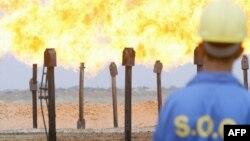 حقل الزبير النفطي في البصرة(الارشيف)