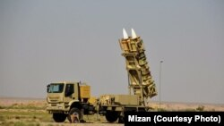 Iran's new missile system 'Sayyad-3'