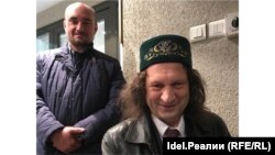 Руслан Нагиев и Павел Шмаков