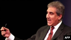 "Pakistani Foreign Minister Shah Mehmood Qureshi described the international response as ""encouraging."""