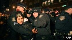 Беспорядки в Нью-Йорке, 4 декабря 2014 года.