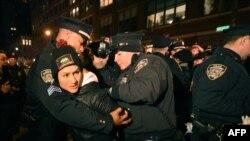 Беспорядки в Нью-Йорке, 4 декабря 2014