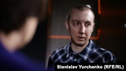 Stanislav Aseyev was held captive by Russia-backed separatists for 2 1/2 years.