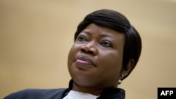 Прокурор Международного суда в Гааге Фату Бенсуда