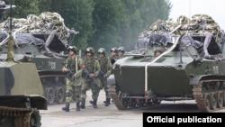 Російських десантників підняли по тривозі під час навчань «Захід-2017», 14 вересня 2017 року