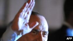 Премьер-министр Италии Сильвио Берлускони.