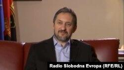 Ljubco Georgievski's VMRO NP