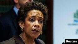 ABŞ-ın ilk qaradərili baş prokuroru Loretta Lynch