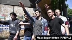 Грузинские фашисты