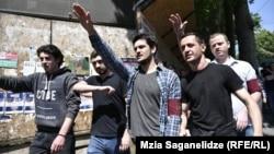 Помимо УК для борьбы с проявлениями фашизма и коммунизма существует в Грузии и Хартия свободы
