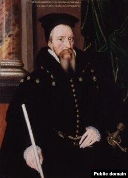 Уильям Сесил