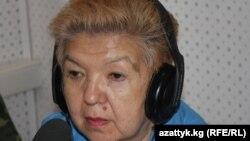 Жаркын Бапанова.