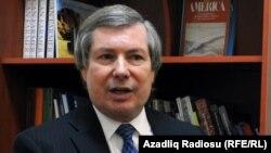 Сопредседатель Минской группы ОБСЕ отСША, посол Джеймс Уорлик (архив)