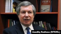 американский сопредседатель МГ ОБСЕ Джеймс Уорлик (архив)