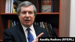 Американский сопредседатель Минской группы ОБСЕ Джеймс Уорлик (архив)