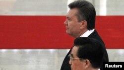 Візит до Китаю Президента Віктора Януковича, Пекін, 2 вересня 2010 року