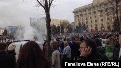 Протесты в Харькове (7 апреля)