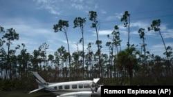 «Дориан» куюну Багам аралдарында кыйсыпыр салды.