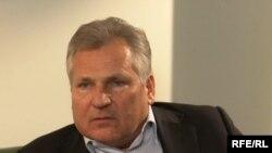 Александр Квасневський, екс-президент Польщі