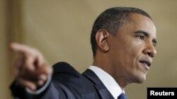 Придется ли Бараку Обаме отказаться от своих либеральных взглядов в угоду избирателям?