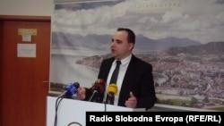 Димитар Спасески, секретар во Општина Охрид.