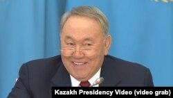 Нурсолтан Назарбаев