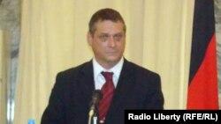 Заступник міністра закордонних справ Афганістану Джавед Лудін