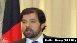 Afghan Deputy Foreign Minister Jawed Ludin