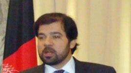 Afghan Deputy Foreign Minister Jawed Ludin