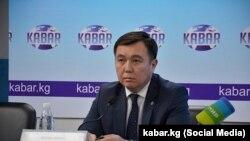 Нурлан Абдрахманов.