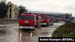 Наводнение в Сочи, архивное фото