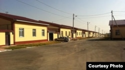 Uzbekistan - New model houses build in Zangiota district of Tashkent region