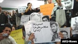 دانشگاه های ایران در روزهای نزدیک به ۱۶ آذر و پس از آن صحنه اعتراض هایی بود.