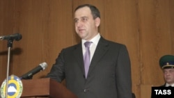 Rashid Temrezov was confirmed without opposition as Karachayevo-Cherkessia head.