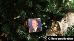 Новогодняя елка в Доме офицеров в Чите
