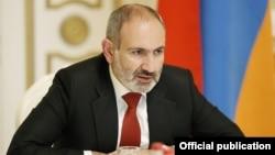 Armenia -- Prime Minister Nikol Pashinian, October 9, 2019.