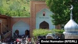 Мечеть в городе Ош.