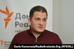 Антон Михненко, главный редактор журнала Ukrainian Defense Review