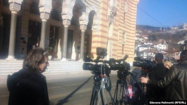 Predstavnicima medija onemogućen pristup Vijećnici