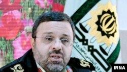 حميدرضا حسینآبادی، رییس پلیس مبارزه با مواد مخدر ایران