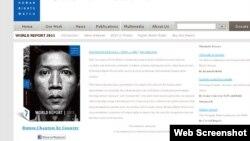 21-ый по счету доклад вышел под названием : «2011- глобальное увещевание нарушителей»