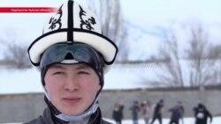 Лыжи в руки и пошел: спартанское воспитание кыргызских биатлонистов