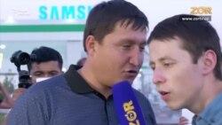 Президент Бердымухамедов получил голос в узбекском музыкальном хит-параде