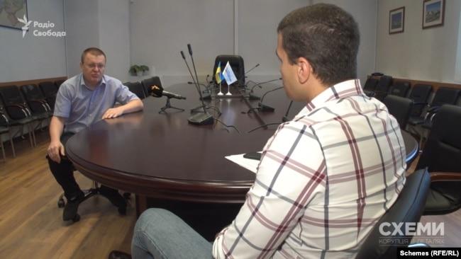 Ігор Орлов погодився прокоментувати «Схемам» питання щодо нерухомості родини і зв'язків з Микитасем
