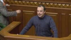 Соболєв вибачився за слова про гранату (відео)